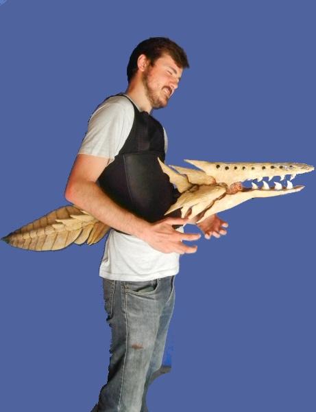 Fish Spike Vest