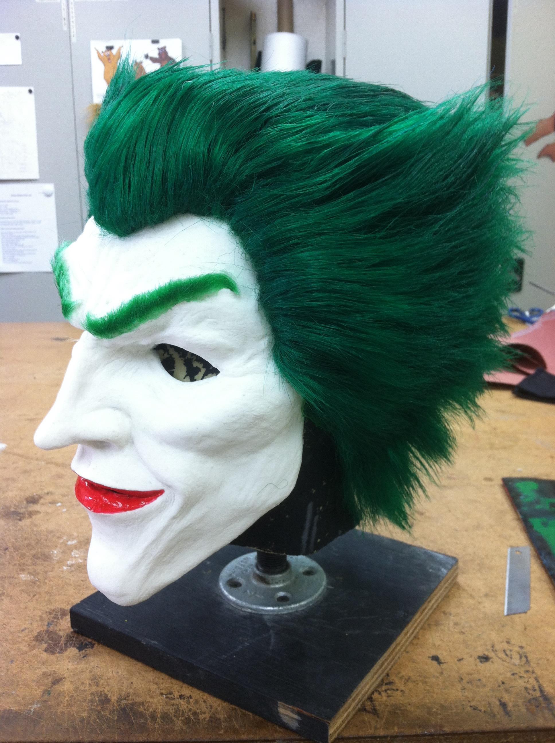 Joker Prosthetic