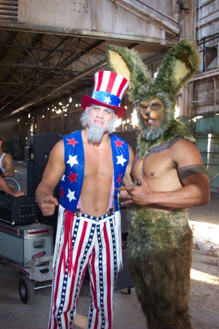Seether Bunny & Uncle Sam