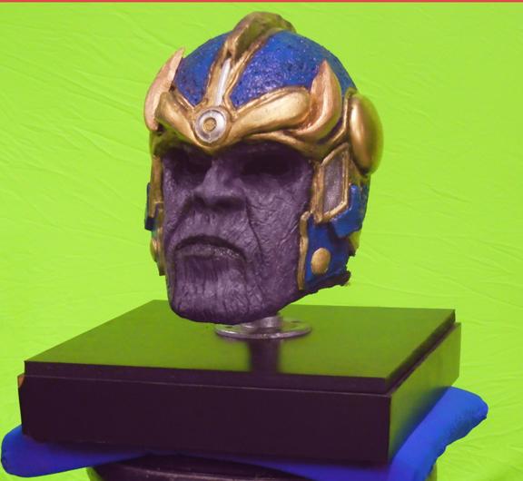 Thanos Mask