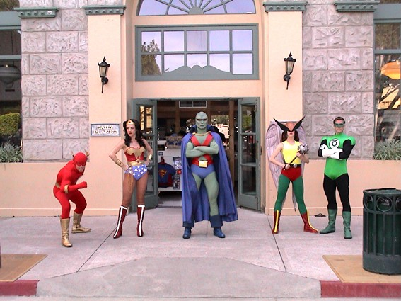 the justice league 2