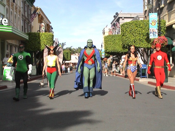 the justice league 3