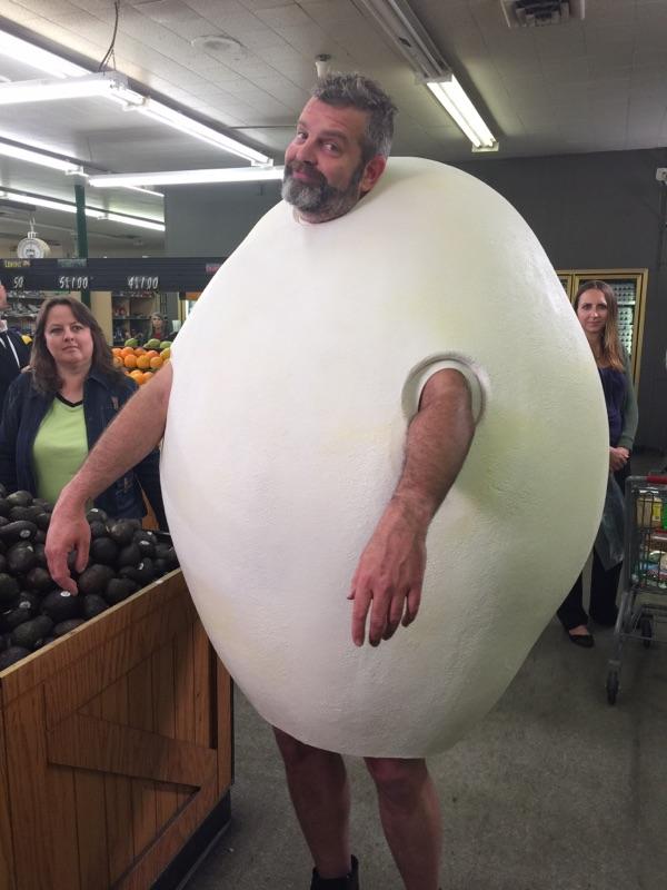 Good Egg Costume