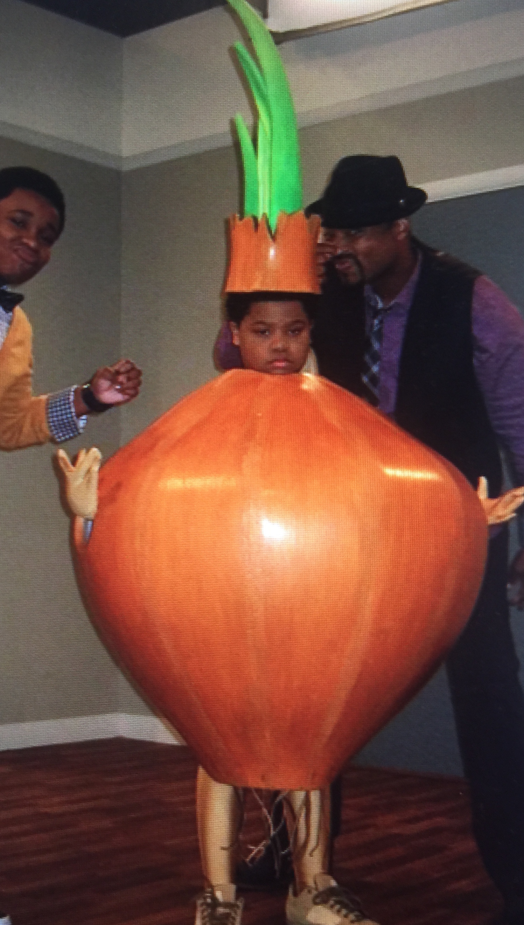 Onion costume