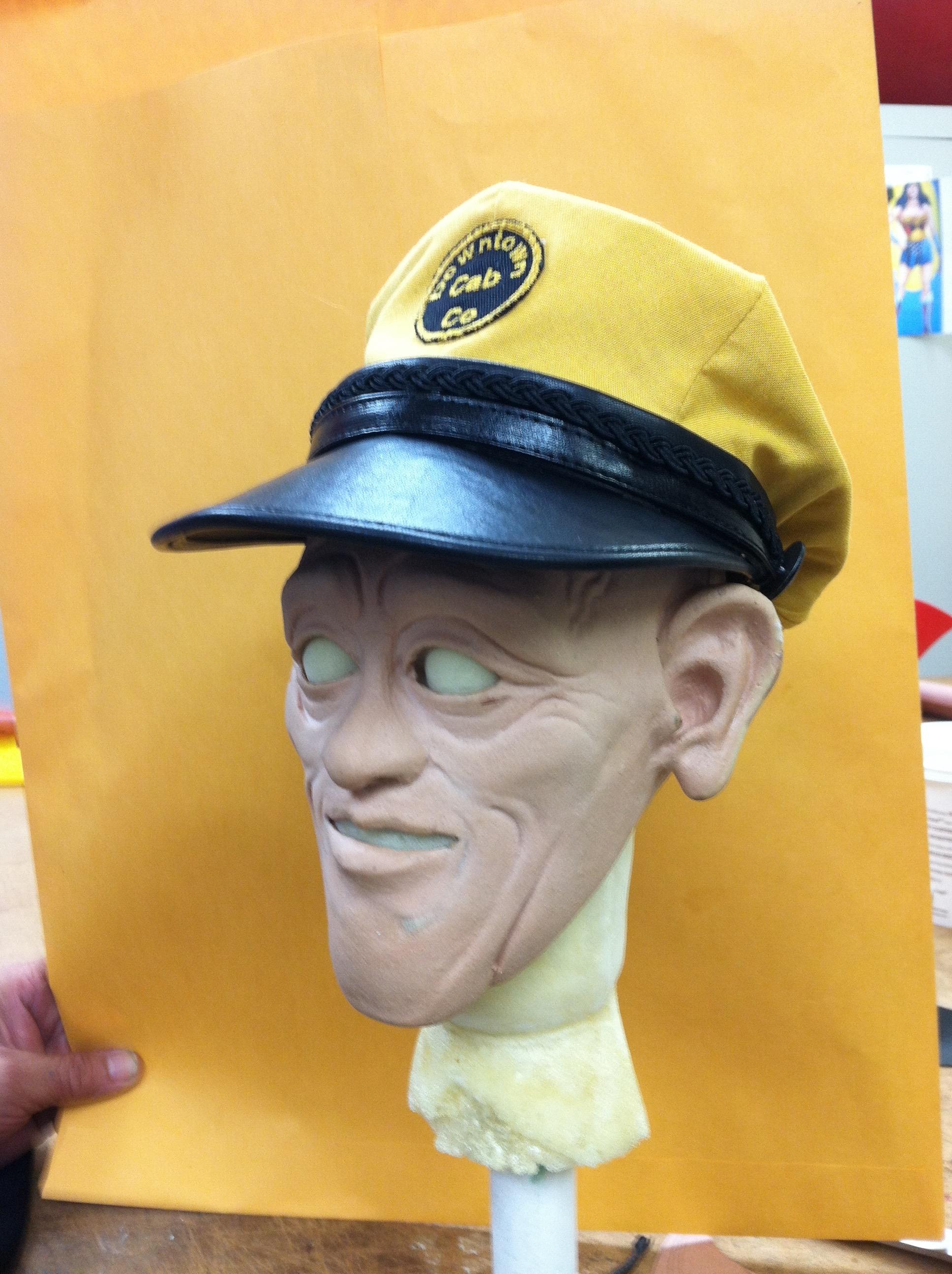 Johnnie Cab Mask