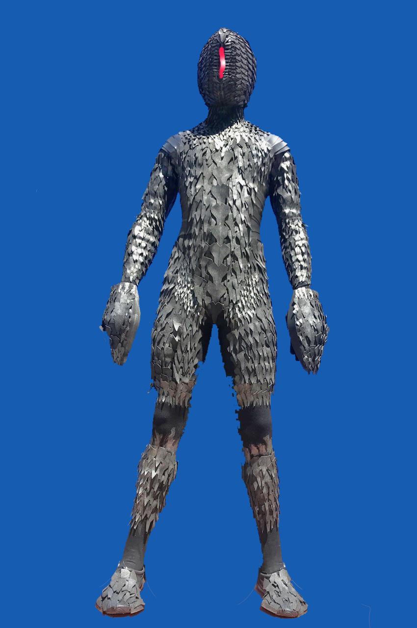 Watcher costume