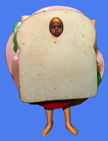 Baloney Sandwich - the Haunted Hathaways