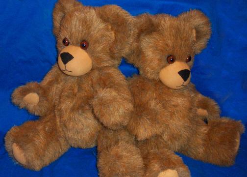 Bernie Mac Teddie Bear Prop