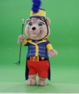Buddy Bear Band Costume