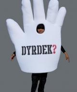 Dyrdek Hand Mascot