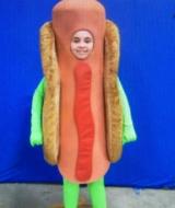 Hotdog Costume