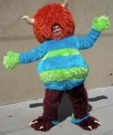 Monster Mascot