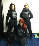 MTV Movie awards - Hunger Games Armor
