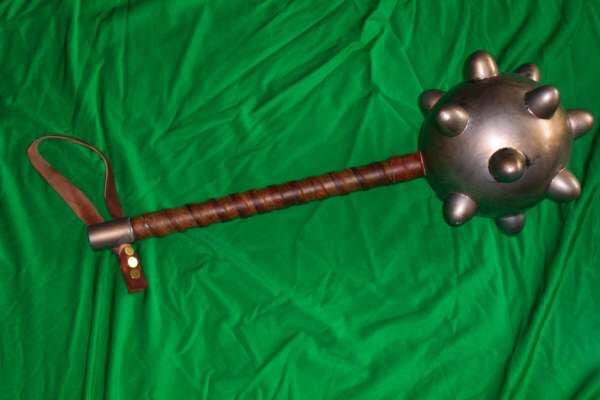 Weapon: Maceprop